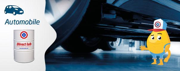 Catégorie huile moteur auto